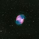 M27, Dumbbell Nebula,                                pemag