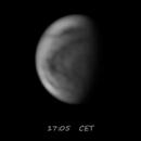 Venus clouds rotation,                                Łukasz Sujka