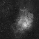 Lagoon and Triffid Nebula,                                Mikeis79