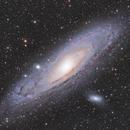 M31 in HaLRGB,                                Nebnellis