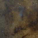 Coathanger with Dark Nebulae,                                Tamas Kriska