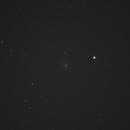 Comet C/2019 Y1 ATLAS passing HR 17 in Andromeda,                                Michael Southam