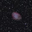 M1 HII+OIII+SII+RGB,                                antares47110815
