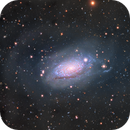 M63 - Sunflower Galaxy,                                Adam Landefeld