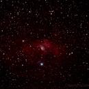 NGC 7635 Nebulosa Bolla,                                Gabrieledimonza
