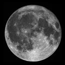 Full Moon 24 October 2018,                                pieroc