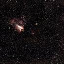 M17 Nébuleuse Oméga,                                mathianne