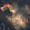 NGC7000 STC Dualband filter Starnet,                                Philipp Weller