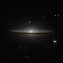 Sombrero Galaxy,                                Pawel Zgrzebnicki