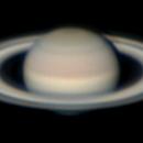 Saturn April 14, 2020,                                Chappel Astro