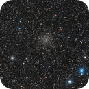 NGC 6791 open Starcluster wide field,                                Riedl Rudolf