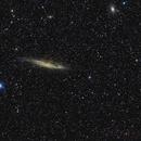 NGC 4945,                                Leo