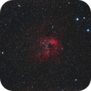 IC410 and NGC 1893,                                mikebrous