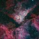 Carina Nebula, NGC 3372,                                Scott M. Stirling