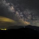 Rising Milky Way,                                Vincent Savioz