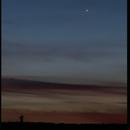 Dance of Mercury and Venus,                                J_Pelaez_aab