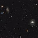 M77 and NGC1055,                                Scotty Bishop