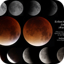 Total Lunar Eclypse (28.9.2015) - Complete Sequence,                                Stefano Tosi