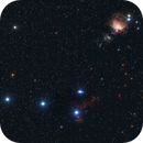 Orion's Belt and Nebula's,                                Alberlan Barros