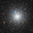 NGC 6752, globular cluster in Pavo,                                José Joaquín Pérez