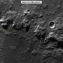Apollo 15 Approach Trajectory,                                Bruce Rohrlach