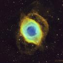NGC 7293 - La nébuleuse de l'Helice - SHO,                                Ludovic