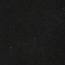 The Constellation Auriga + M36, M37, M38,                                Sigga