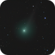 Comet Iwamoto C/2018 Y1 passing by IC 582/583,                                Maciej