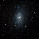 M33 Triangulum Galaxy,                                UlfG