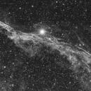 NGC6960 Veil Nebula,                                S. DAVID