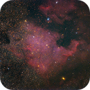 ngc 7000 with kit-lens,                                Andreas Hofer