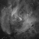 Creation (IC 2944, Running Chicken Nebula),                                Todd
