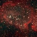 IC 1848 Soul Nebula,                                Crazy Owl Photography