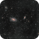 Bode's Galaxy and surrounding region,                                wizard9
