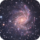 NGC-6946 Let The Fireworks Begin,                                Steve Solon and Terry Chatterton