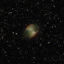 M27 The Dumbell Nebula,                                brumtaffy