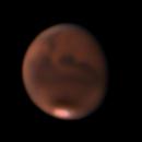 Mars on 2020-08-19,                                Torben van Hees