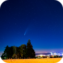Neowise over Ansbach,                                Christian Kussberger
