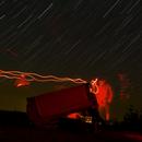 Dobson 450mm sur le Mont-mouchet,                                grizli21