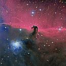 Horsehead Nebula B33,                                AstroEdy