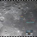 Mer de la tranquillité-Eagle [Apollo 11],                                Ariel