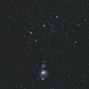 Orion Nebula,                                harpercm3