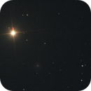 At the T60, Pic du Midi, Mirach's Ghost (NGC 404),                                apricot