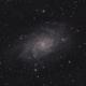 M33 - Triangulum Galaxy,                                Nic Doebelin