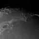 Lune chaine des Alpes,                                Nils Goury