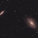 Messier 81 & Messier 82,                                Felix