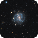 Southern Pinwheel Galaxy - Messier 83,                                Delberson
