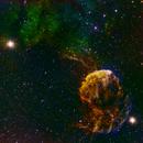 IC 443 Jellyfish Nebula,                                paolobar