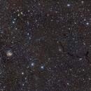 B150 and Fireworks galaxy,                                Urban Kobal