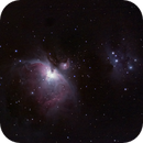 Orion Nebula M42,                                Fojler